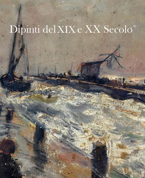 ASTA ONLINE N. 155 - DIPINTI DEL XIX E XX SECOLO
