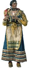 Lotto 188 - Donna nobile di Camillo Celebrano