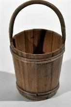 Lotto 278 - Secchio in legno