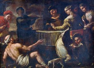 Lotto 93 - Scuola del XVII secolo