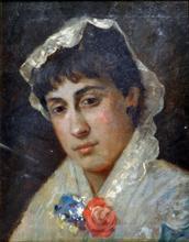 Lotto 278 - Anonimo del XIX secolo