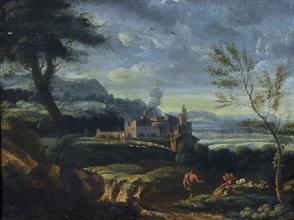 Lotto 115 - Autore del XVIII secolo
