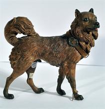 Lotto 173 - Cane volpino
