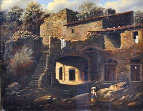 Lotto 93 - Autore del XIX secolo