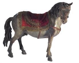 Lotto 69 - Piccolo cavallo in legno