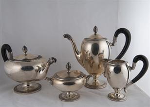 Lotto 18 - Servizio da tè o caffè