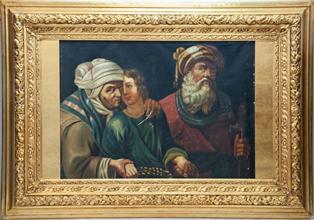 Lotto 10 - Scuola del XVIII secolo