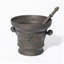 Lotto 47 - Mortaio in bronzo