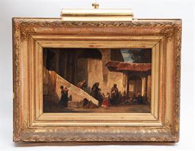 Lotto 8 - Scuola del XIX secolo