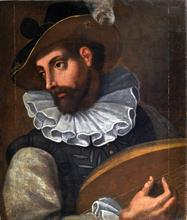 Lotto 237 - Pittore spagnolo del XVII sec.