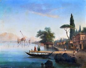 Lotto 157 - Anonimo XIX secolo
