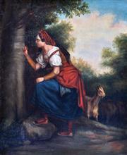 Lotto 159 - Anonimo XIX secolo