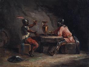 Lotto 228 - Anonimo XVIII secolo