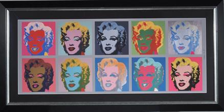 Lotto 9 - Warhol Andy