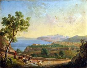 Lotto 61 - Scuola di Posillipo (XIX secolo)