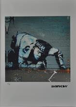 Lotto 107 - Banksy