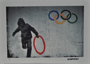 Lotto 108 - Banksy