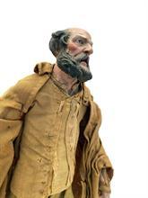 Lotto 11 - Vecchio rustico adorante attr. C.Celebrano