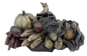Lotto 32 - Gruppo di verdure attr. G. De Luca