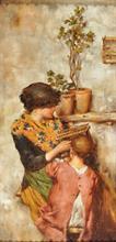 Lotto 65 - Pittore Veneto del XIX secolo