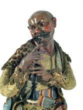 Lotto 25 - Orientale suonatore, att. G. B. Polidoro