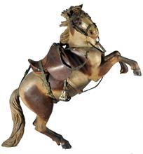 Lotto 39 - Cavallo impennato, att. N. Vassallo
