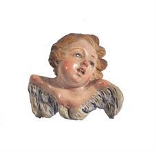 Lotto 133 - Coppia di Cherubini, att. N. Somma