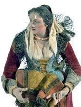 Lotto 195 - Giovane donna, att. L. Mosca