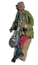 Lotto 220 - Suonatore di mandola